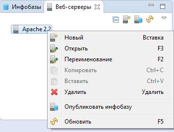Список веб-серверов